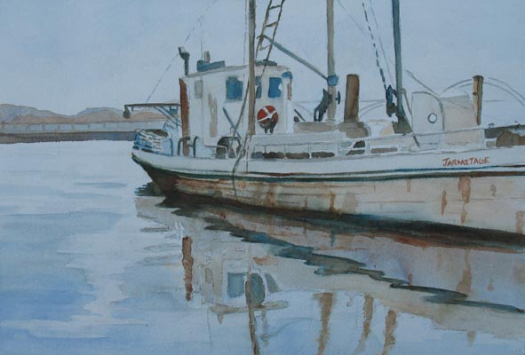The Helen McColl at Rest (10 x 15) $175.00